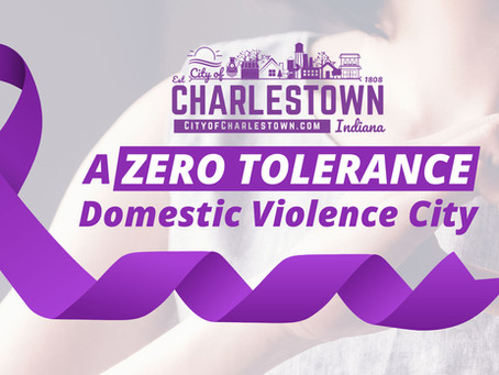 Zero Tolerance for Domestic Violence in the City of Charlestown