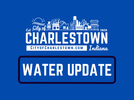 Temporary water filtration unit installed in Charlestown