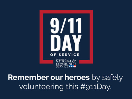 City of Charlestown Invites Community to Gather for Fellowship and Community Service on 9/11