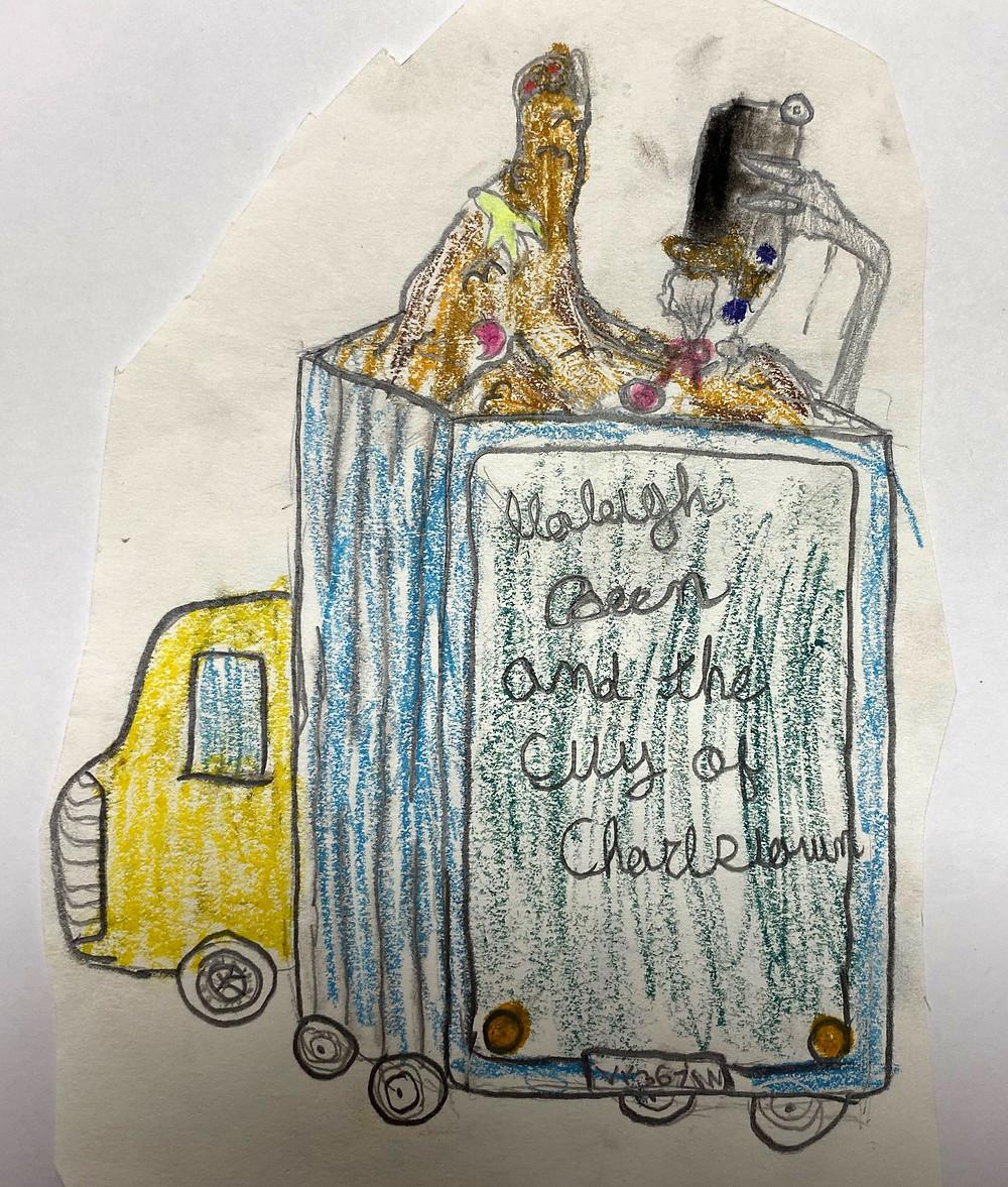 Garbage Truck Contest