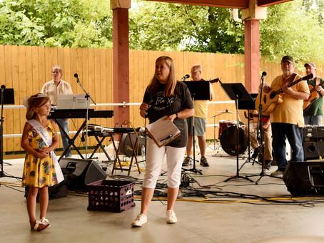 Founders Week Highlights - Bill and Deanne Moore Gospel Festival/Ice Cream Social