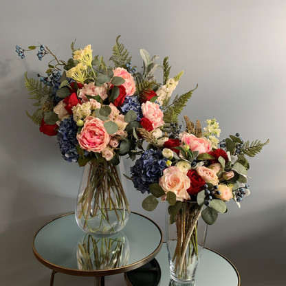 Grace Display and Bouquet