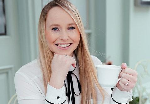 1:1 Tea + Copy Power Hour Call