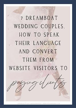 7 Dreamboat Wedding Couples, Veil & Vers