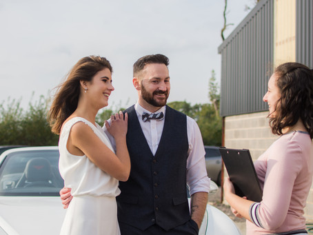 10 Reasons to Hire a Wedding Planner by Smitten Weddings