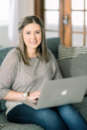 Showit Website Designer Caryssa O'Connel