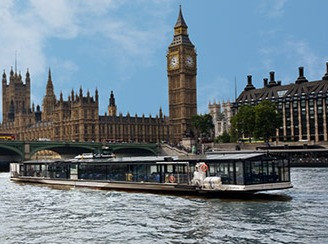 Thames Lunch for two