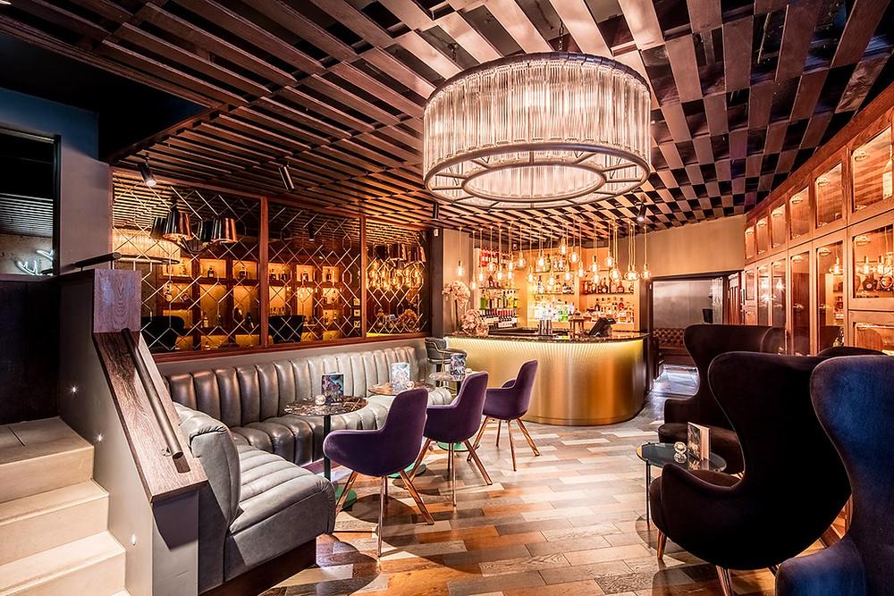 MBER restaurant London