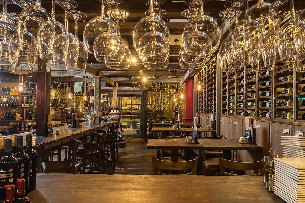 Veeno Wine bars