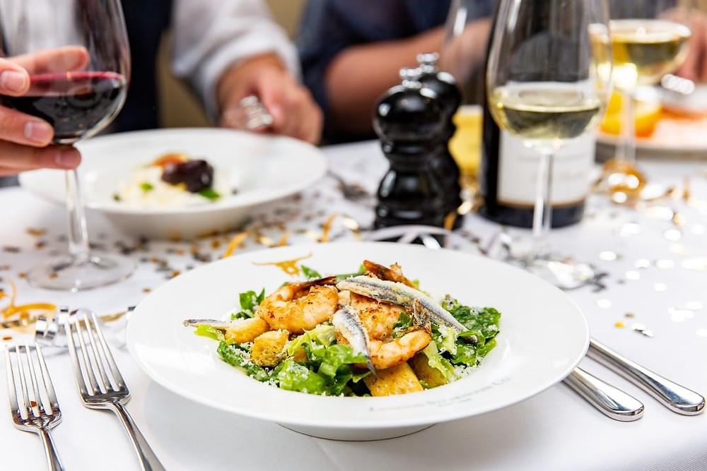 LUX Rewards: fine dining