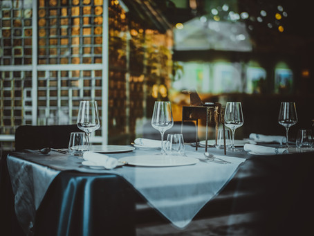 Preparing for Summer: top 3 restaurants to go to after lockdown!