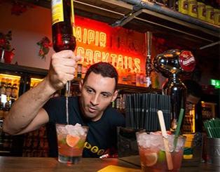 Barman: Cabana Brixton