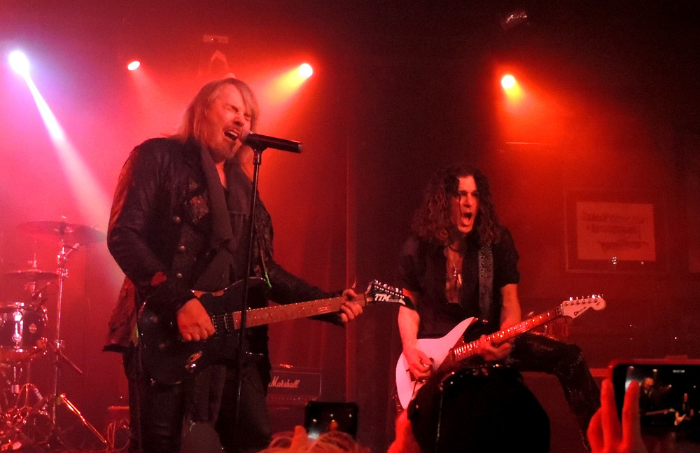 dokken at the whiskey a go go