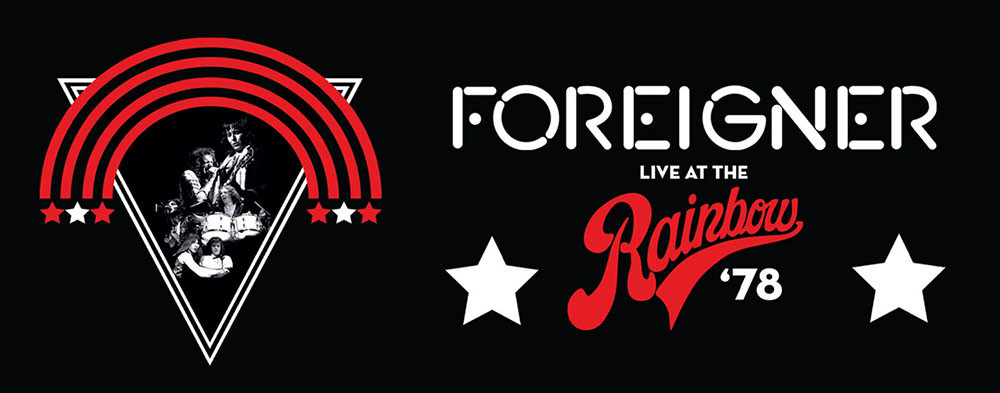 foreigner live at the rainbow