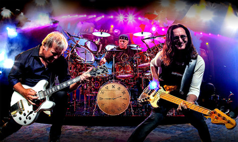 Top 100 Hard Rock Groups #10 Rush