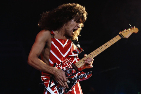 Top 100 Hard Rock Songs #18 Van Halen - Mean Street