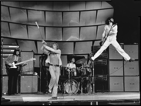 Top 100 Hard Rock Groups #13 The Who