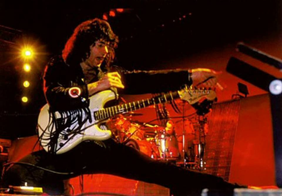 Ritchie Blackmore on top of his game