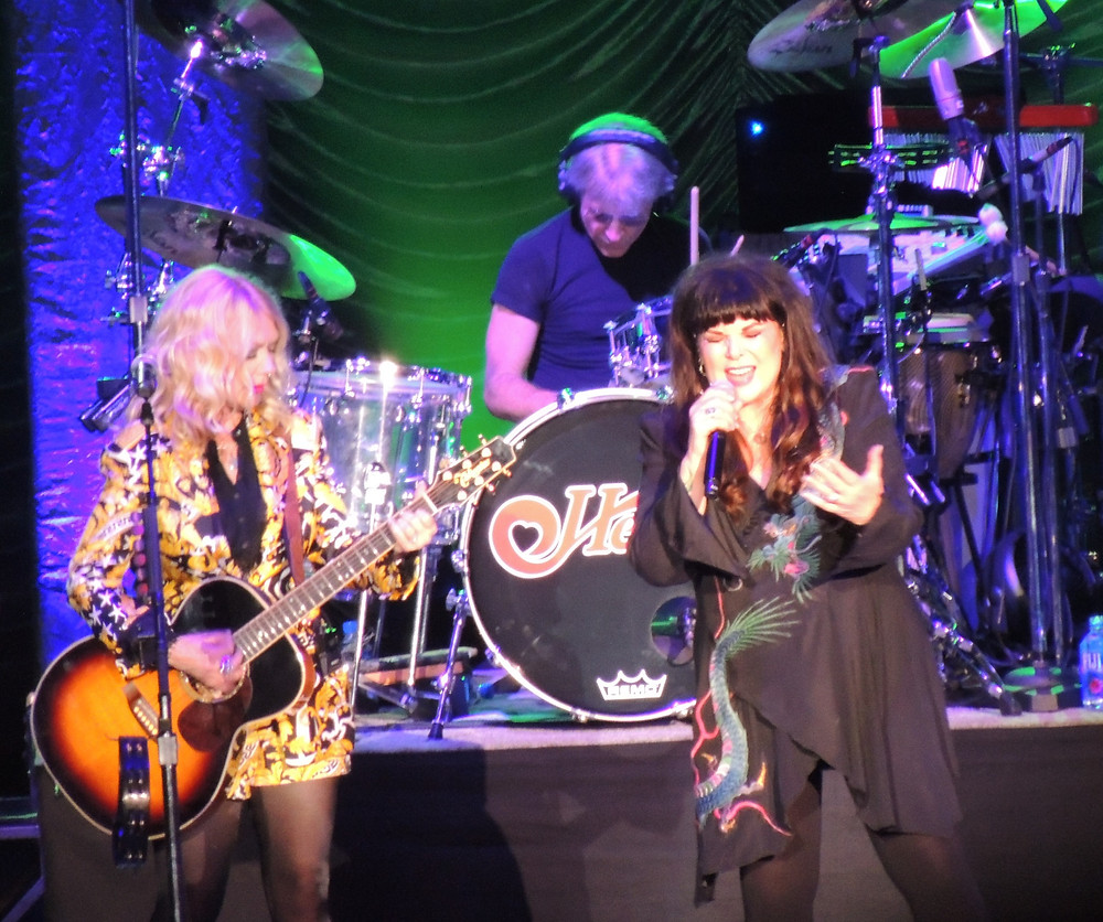 heart rock band, ann wilson, nancy wilson