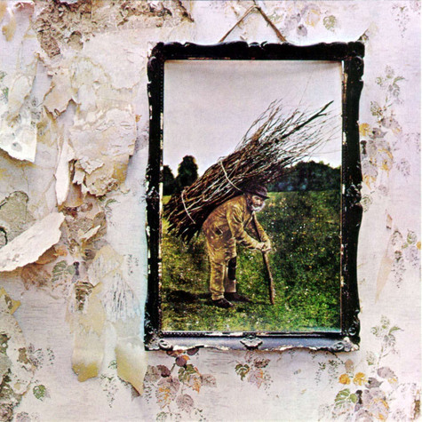 Top 100 Hard Rock Albums #1 Led Zeppelin IV