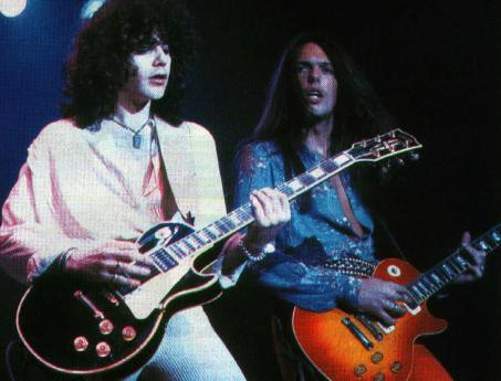 Brian Robertson and Scott Gorham