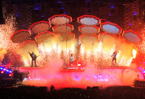 FULL REVIEW of Kiss' End Of The Road Tour!