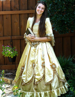 Belle beauty-and-the-beast
