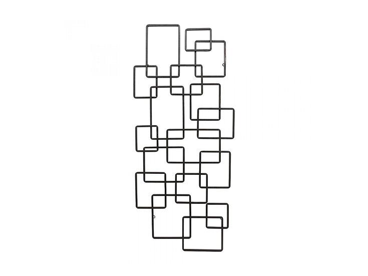 Metal Squares - Wall Decor