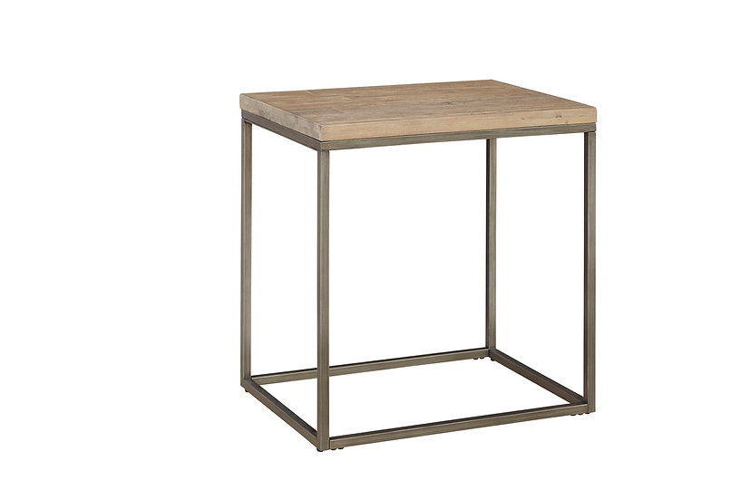 Julien - Acacia End Table