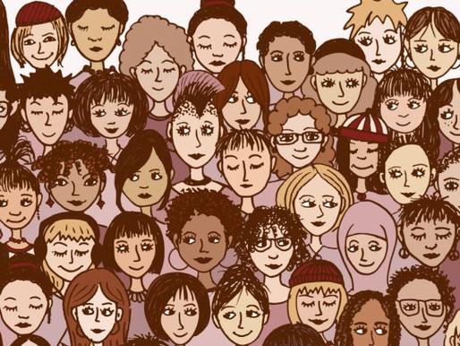 Quantas mulheres você leu na graduação?