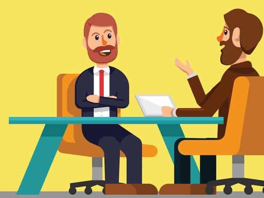 Impressione na sua entrevista de emprego: como entregar o melhor desempenho