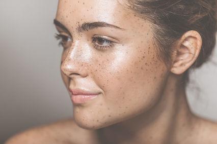 fresh clean skin