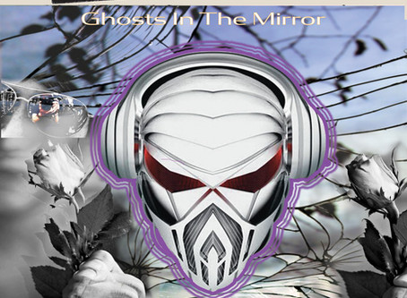 GHOSTS IN THE MIRROR COVER