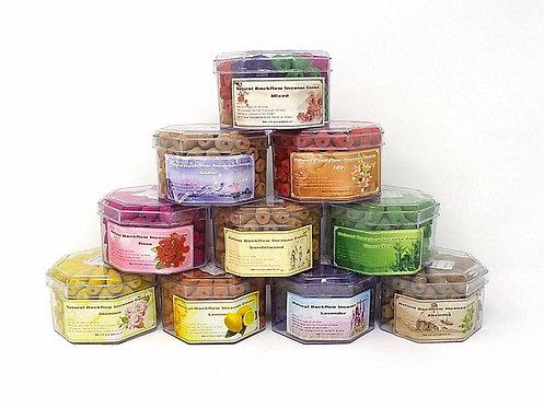 Backflow Incense Cones, Mixed Scents, Backflow Burners, #incense, #sale