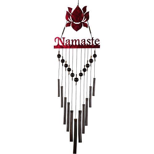 Windchimes, Bamboo, Namaste, Lotus, #namaste, #sale