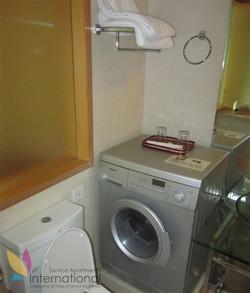 高级商务房洗手间