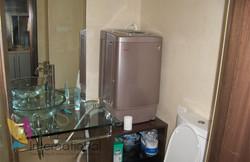 豪华商务房洗手间