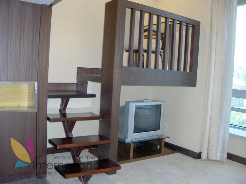 复式商务双床房3