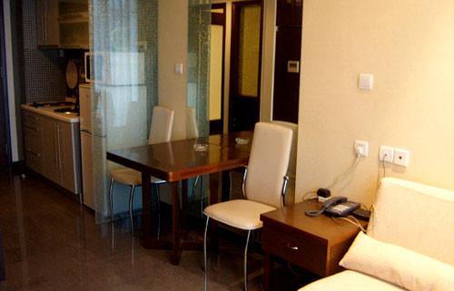 Premium Service Apartment