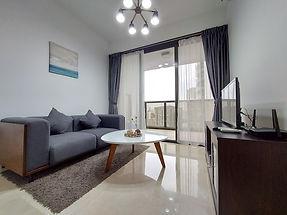 Commonwealth Towers 3-Bedroom