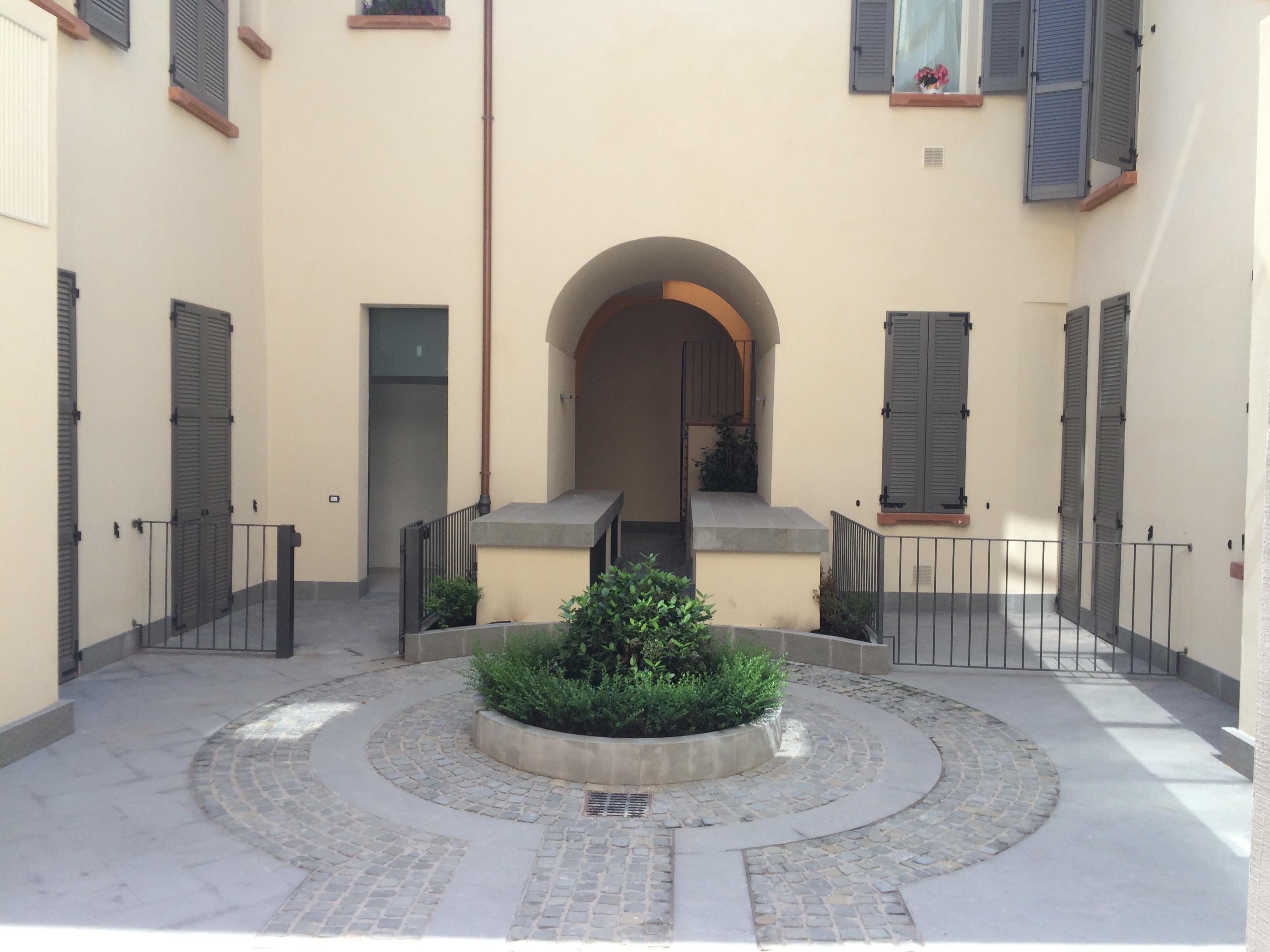 Via Garibaldi Imola