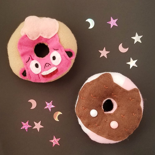 Space Friends Donut Plush