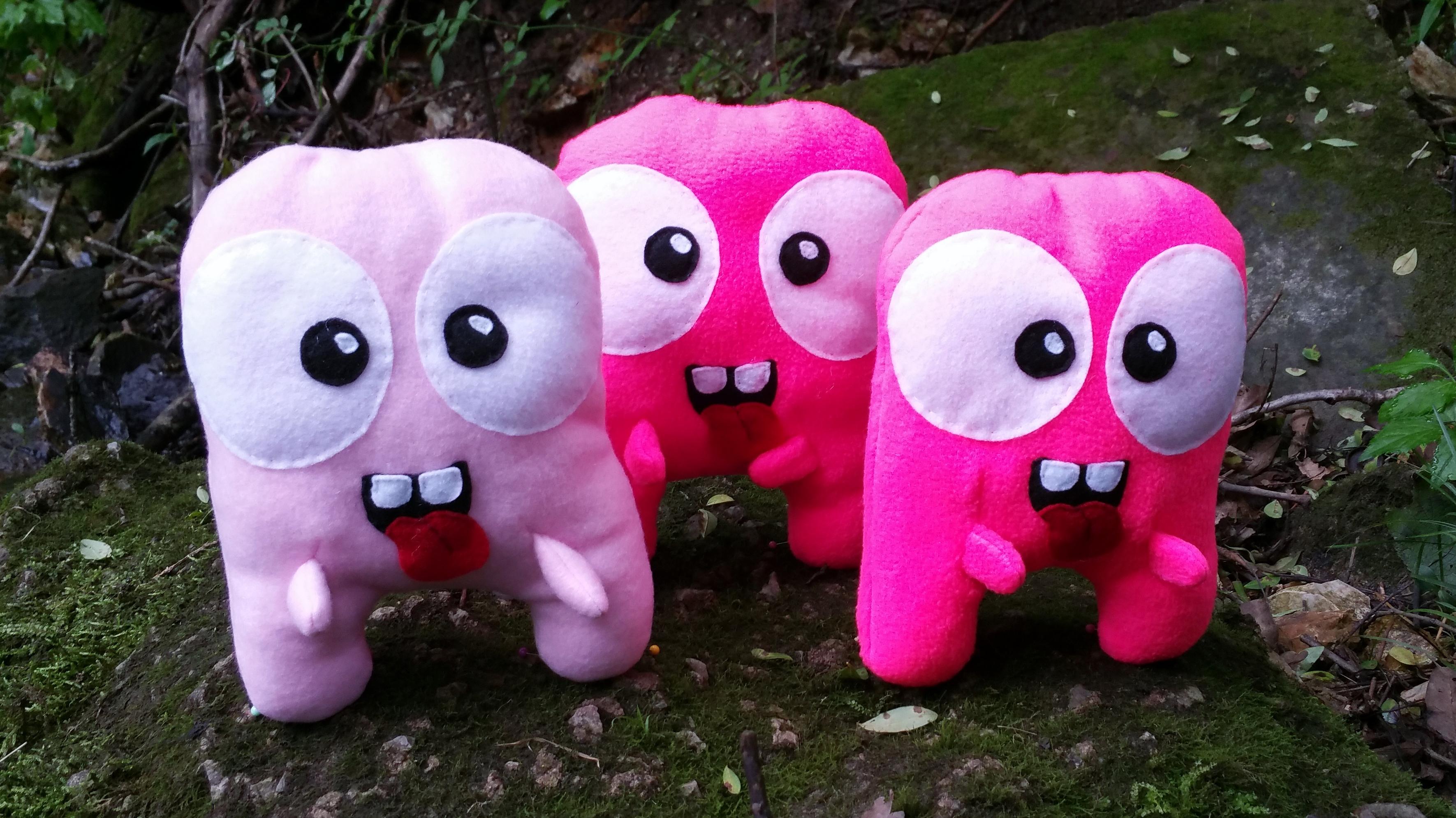 Pink Wanderlings