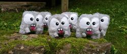 Fuzzy Wanderlings