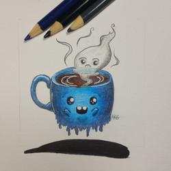 Coffee Ghost