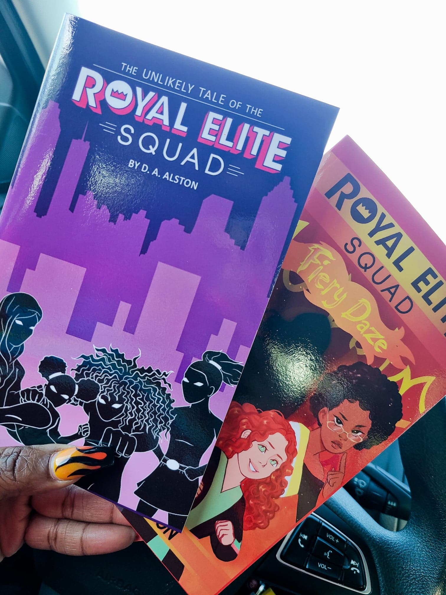 Royal Elite Squad Series