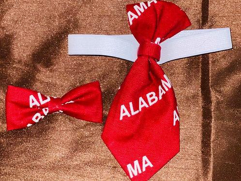 Alabama Necktie Set