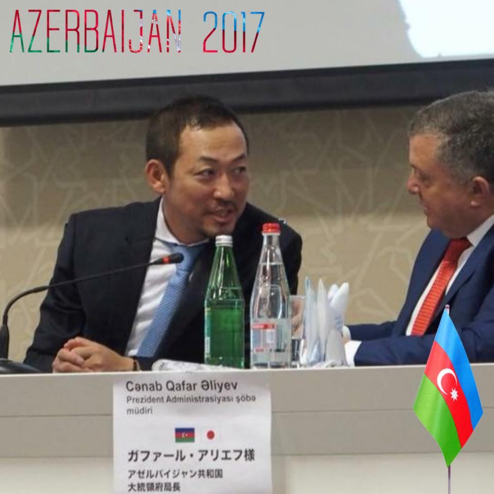 アゼルバイジャン共和国 ガファールアリエフ大統領府局長