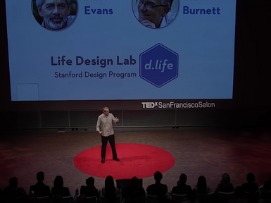 """TEDx San Francisco: """"Designing the Rest of Your Life"""" with Dave Evans"""