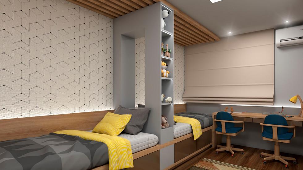 Dormitório JD